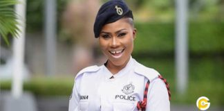 Corporal Rita Awuku aka Queen Maya