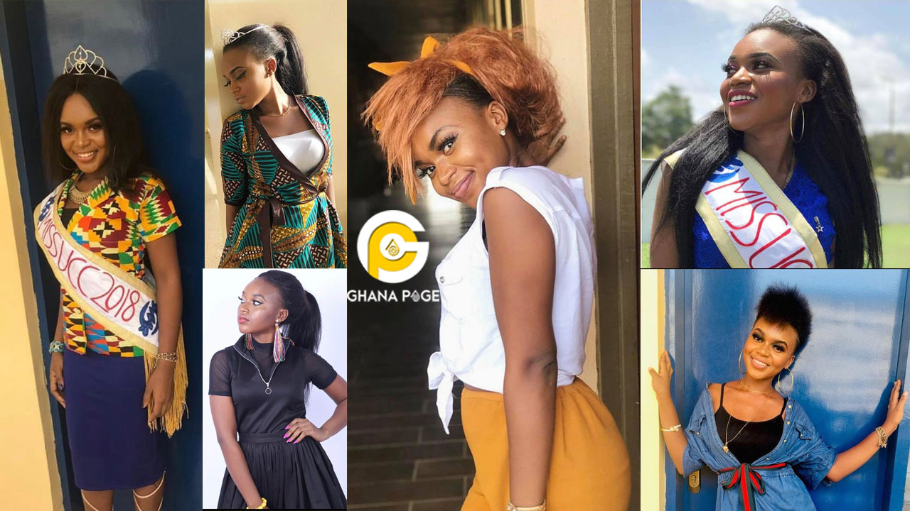 Photos of Regina Chika Austin, the Miss UCC 2018 who has just died