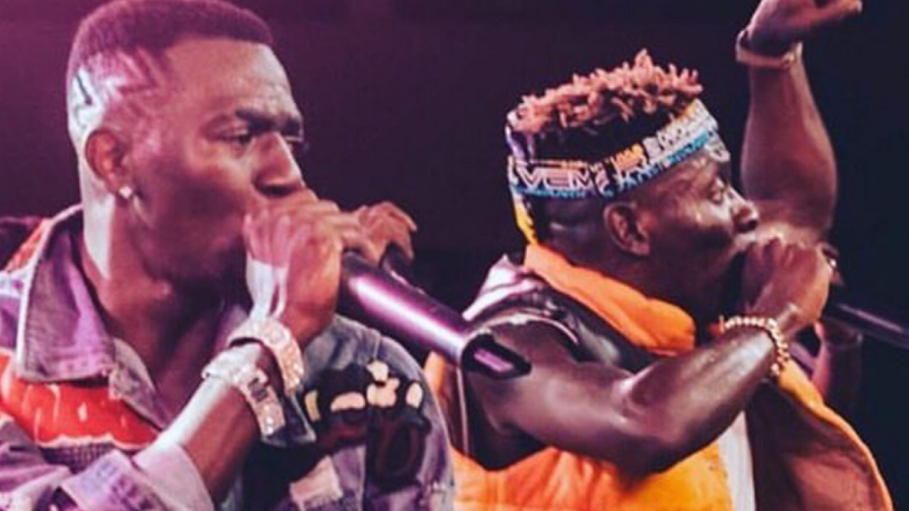 Shatta Wale suspends Joint 77 from Shatta Movement - GhPage