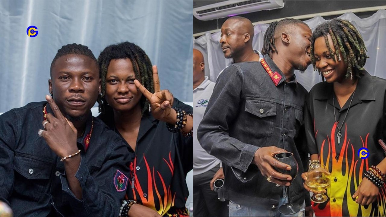 I'm not hiding behind Stonebwoy, I can stand without him -OV