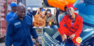 Photos: Ghanaian rich man who gifted Shatta brand new Range Rover on his birthday revealed