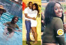 Khanyi Ntanga and her boyfriend