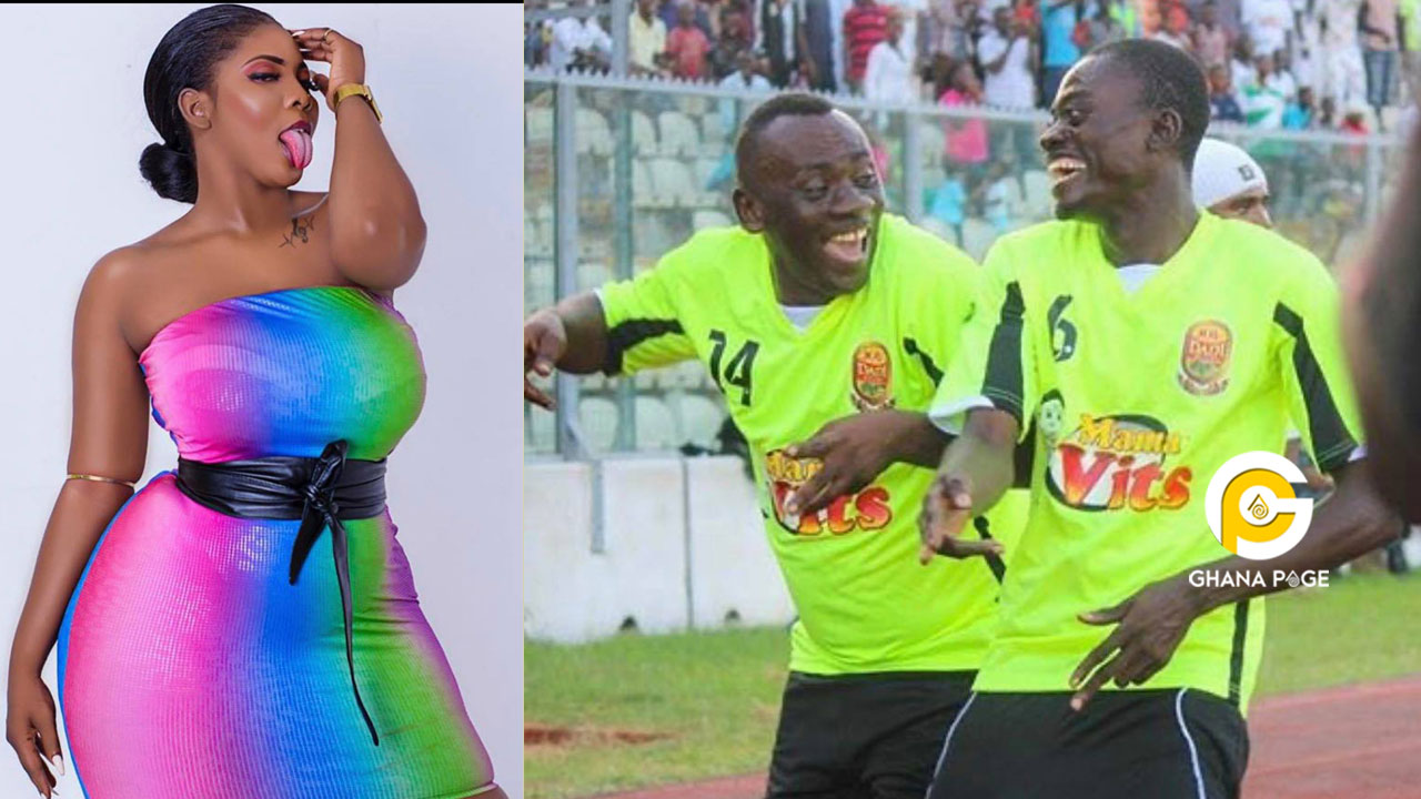 Akrobeto's interviews Ms Forson on why she apologized to Bullet