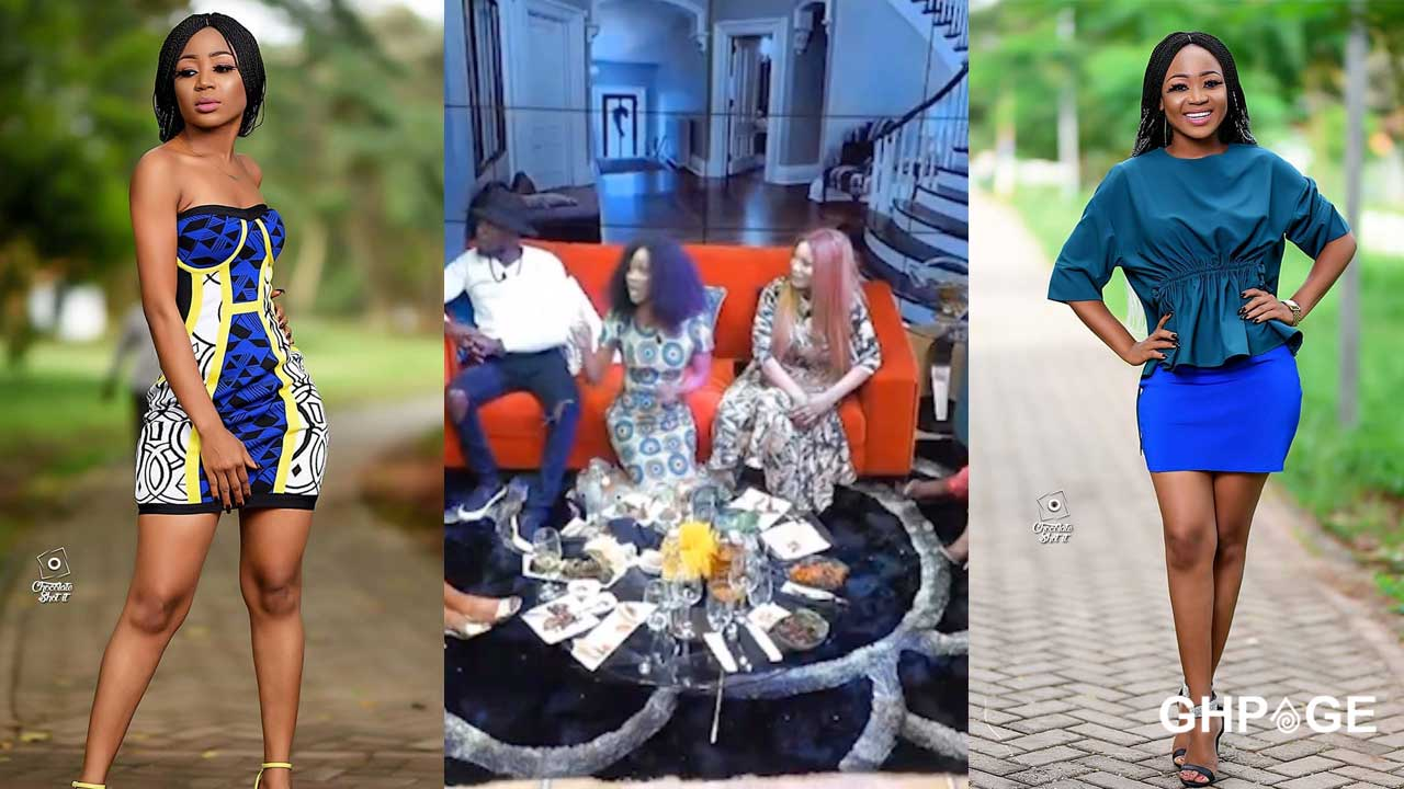 Akuapem Poloo begs for forgiveness after she was snubbed on Live TV
