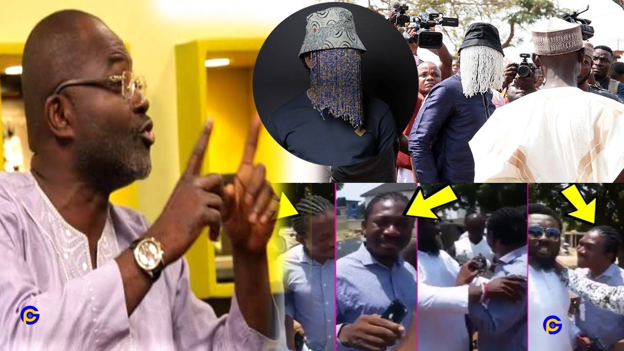 Anas Aremeyaw Anas finally reacts to viral video over land dispute