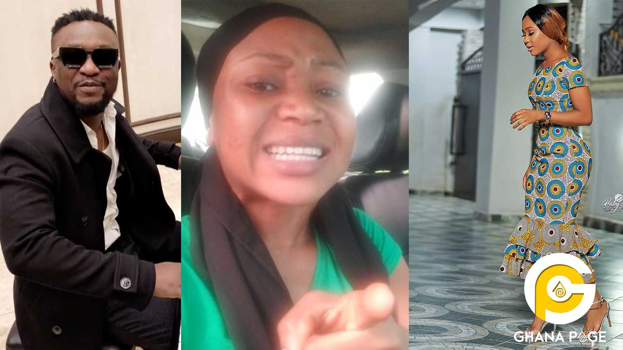 Put a respect on my name – Akuapem Poloo tells Archipalago