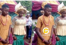 17yrs old boy marries his 16yrs old girlfriend in a beautiful traditional wedding ceremony (Photos)