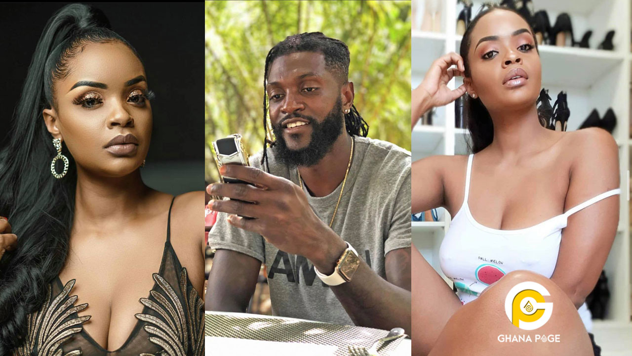 Adebayor breaks up with girlfriend Dillish Mathews