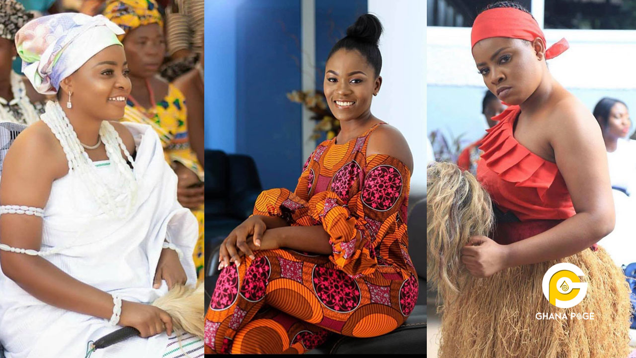 Never change who you are-Enam speaks on losing GMB 2019 to Ekua