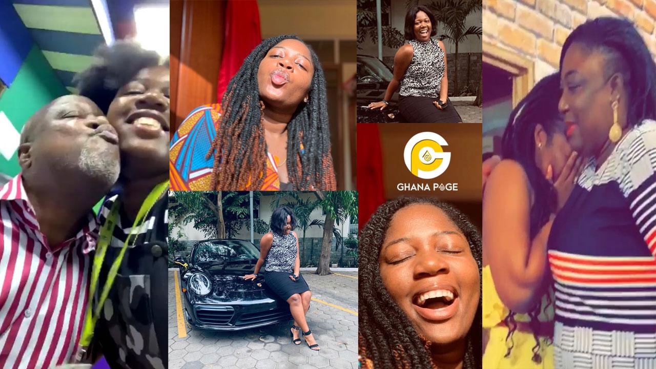 Beautiful photos of Fafa Kayi, the pretty daughter of Kwame Sefa Kayi and Irene Opare