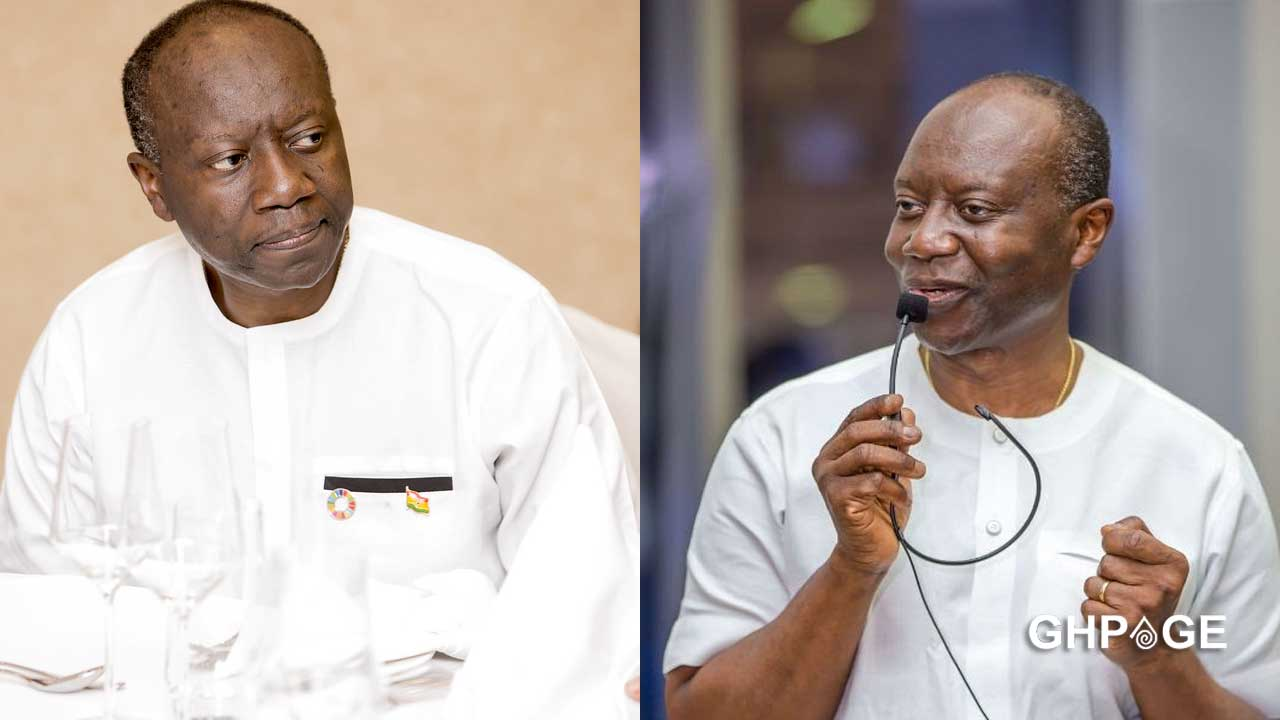 Ghanaians complaining of hardship are ungrateful – Finance Minister
