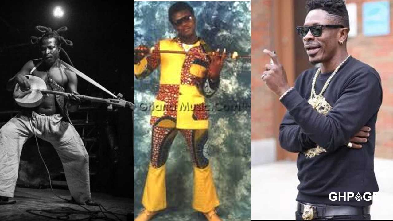 King Ayisoba and Shatta Wale are the people taking care of me now – Late Terry Bonchaka mum