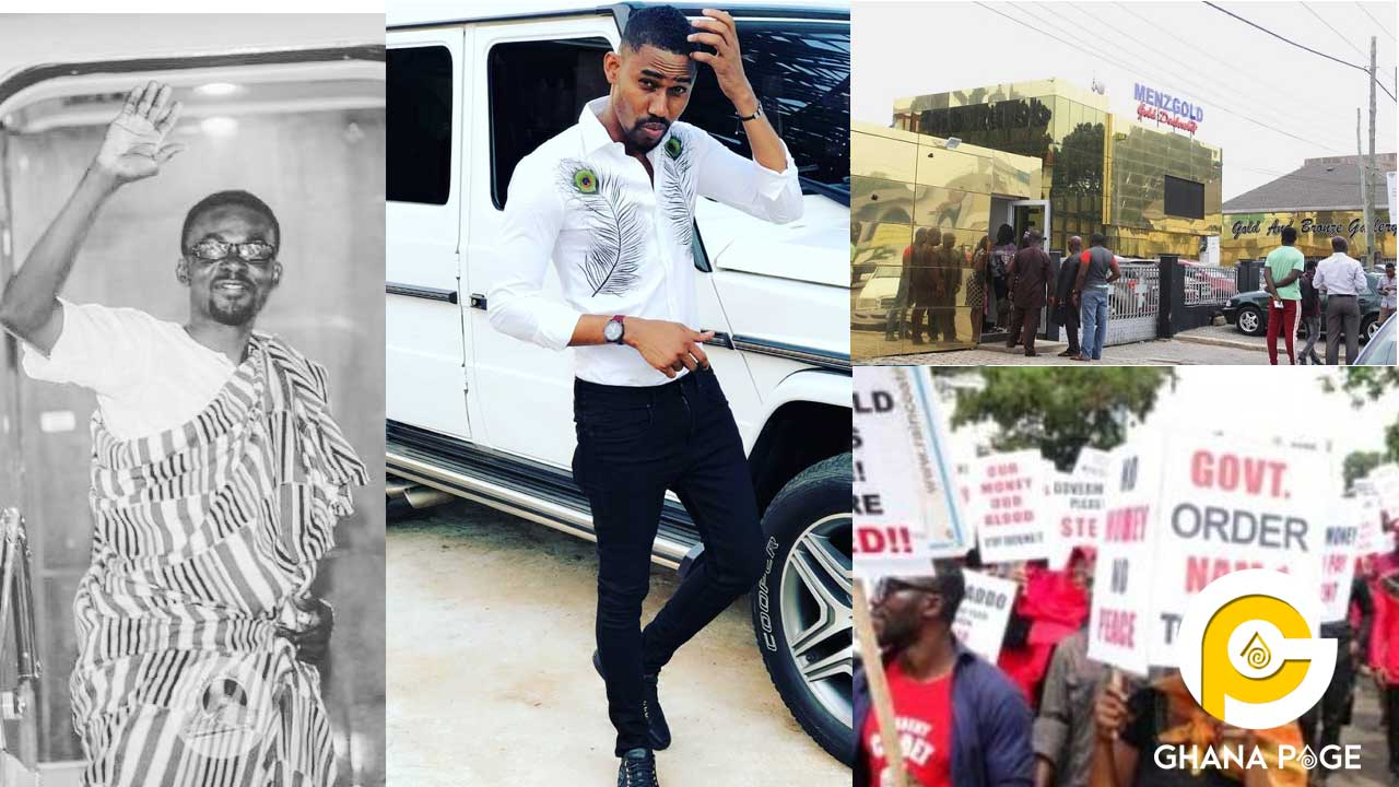 Forget about your locked up monies at Menzgold – Ibrah One