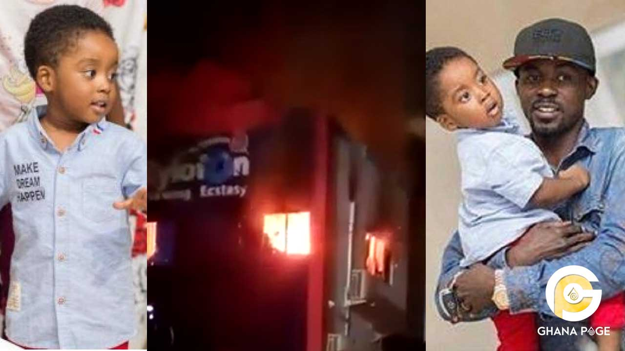 NAM 1 and son talks about fire burning down Zylofon TV and FM last Monday