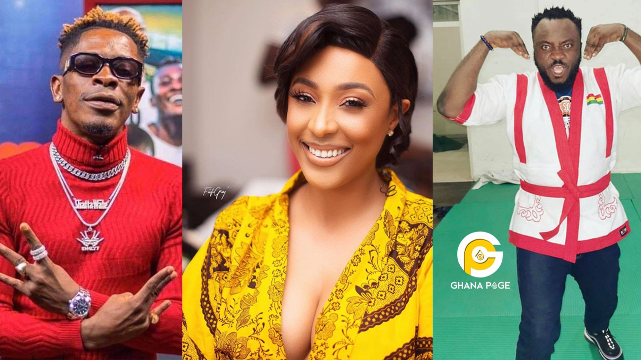 DKB and Shatta Wale fight over Nikki Samonas