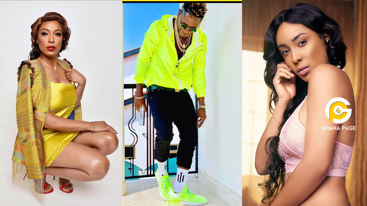 Shatta Wale releases a love song for Nikki Samonas