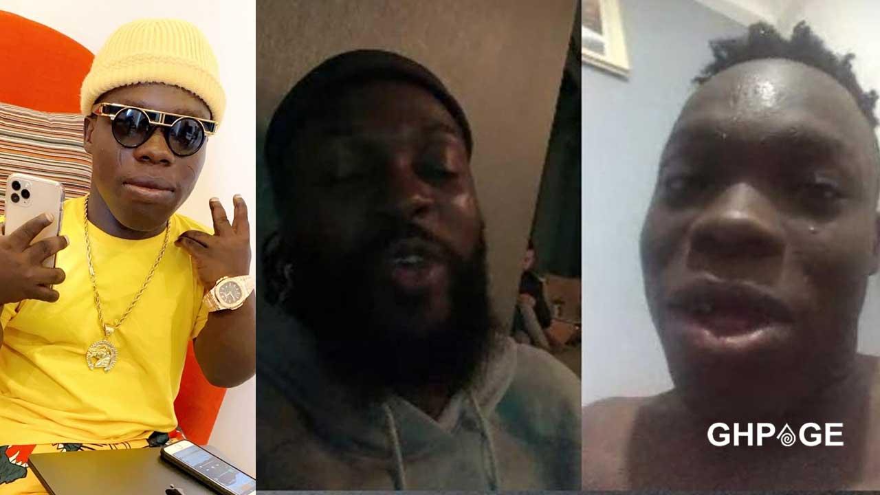 Adebayor calls Shatta Bandle to schedule their football match