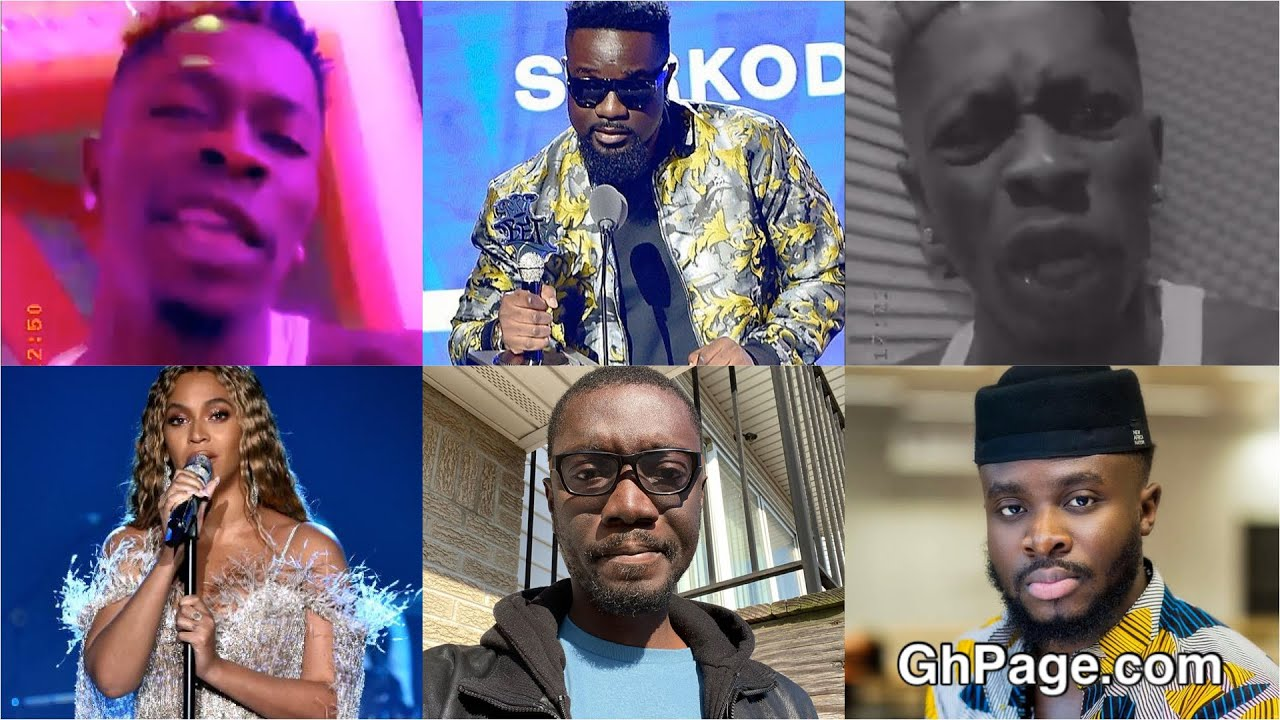 Shatta Wale insults Ameyaw Debrah over Grammy nominations brouhaha; Fuse ODG joins in