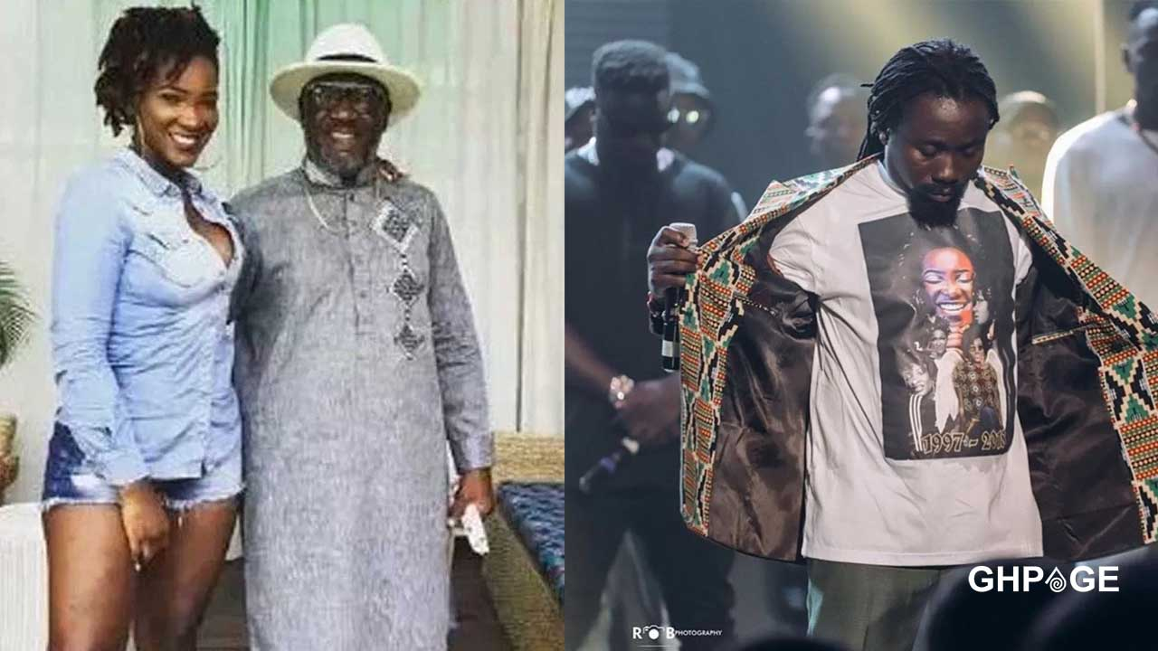 Thank you for celebrating Nana Hemaa – Starboy Kwarteng to Obrafour