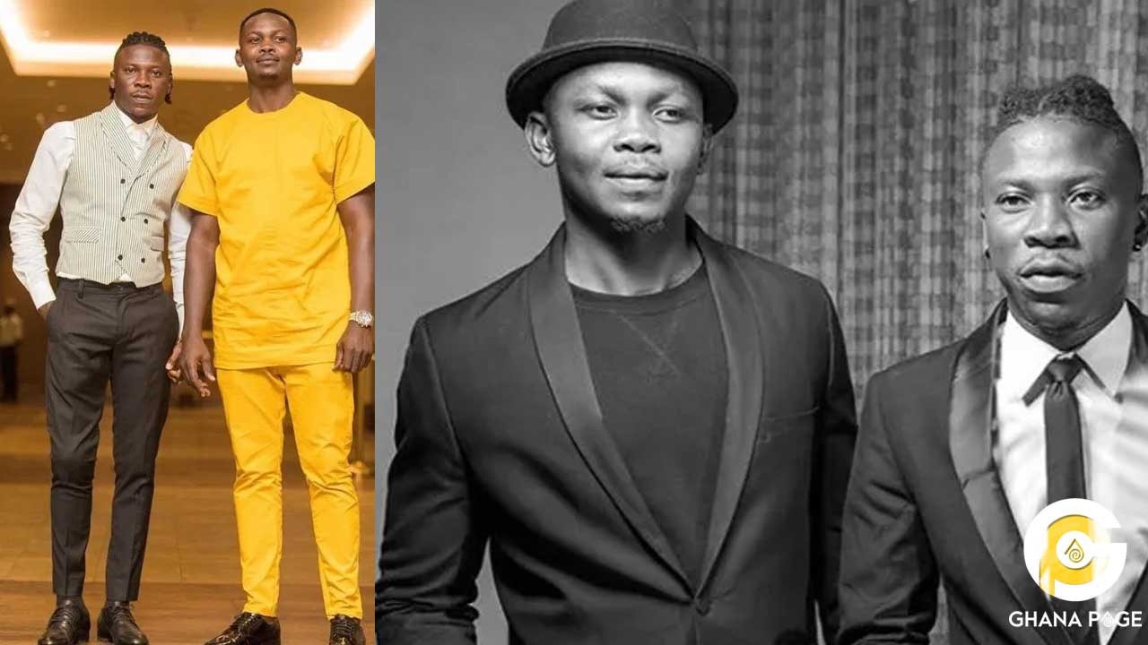Stonebwoy and Black Cedi unfollow each other on Instagram