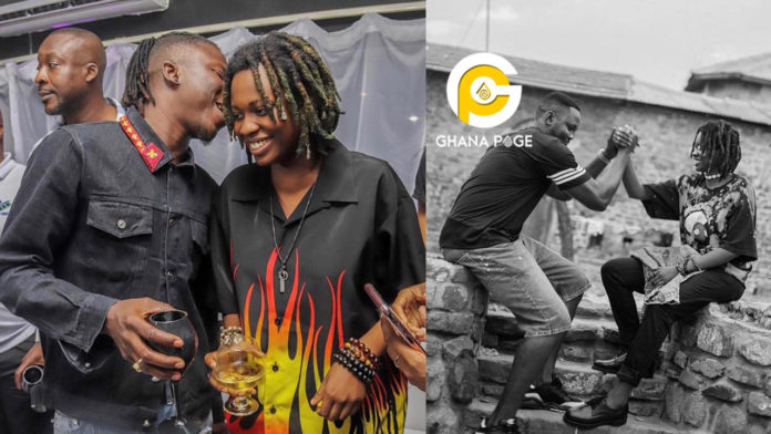 Stonebwoy finally reveals why OV was 'kicked out' of Bhim Nation