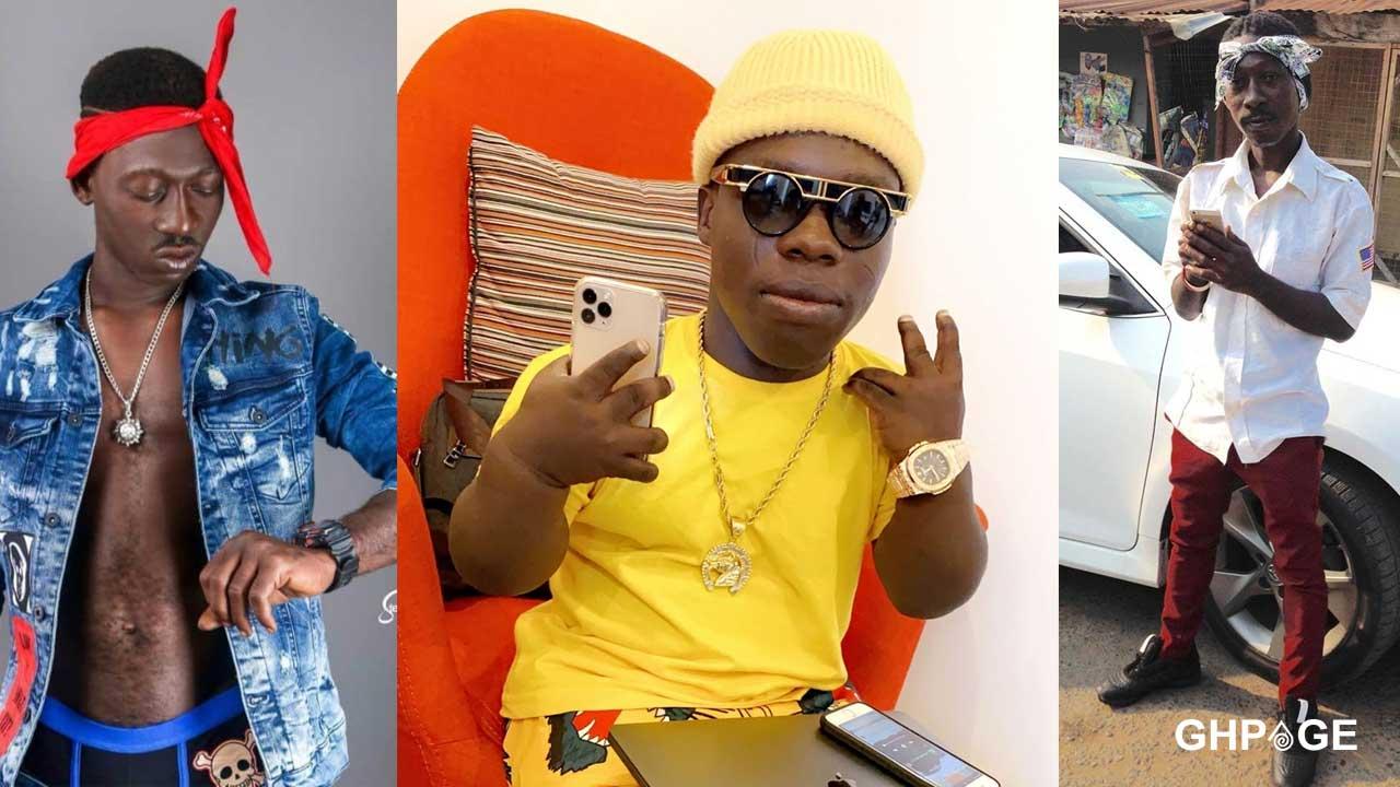 I dey come like knock out -Ghana2Pac threatens Shatta Bandle