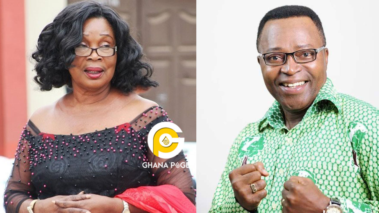 I broke up with David Dontoh because I was unable to give him a child-Maame Dokono