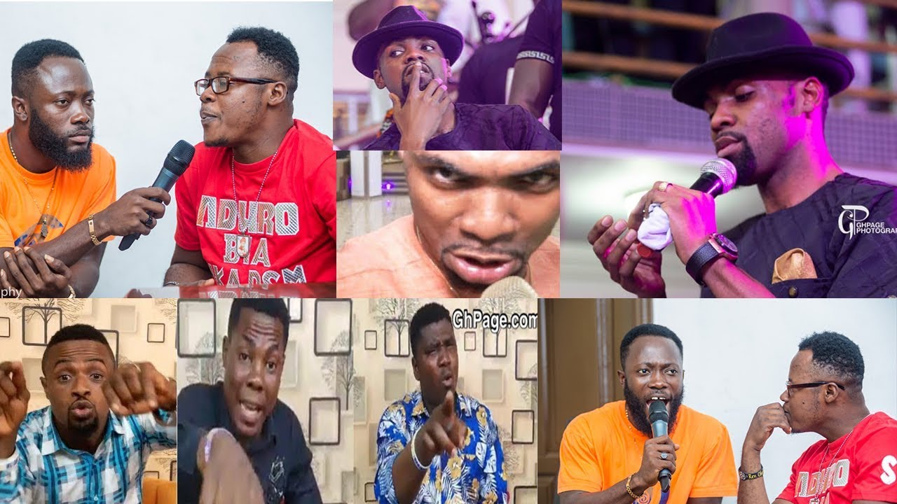 Rev Obofour's junior pastor reveals why they don't take collection & communion at church