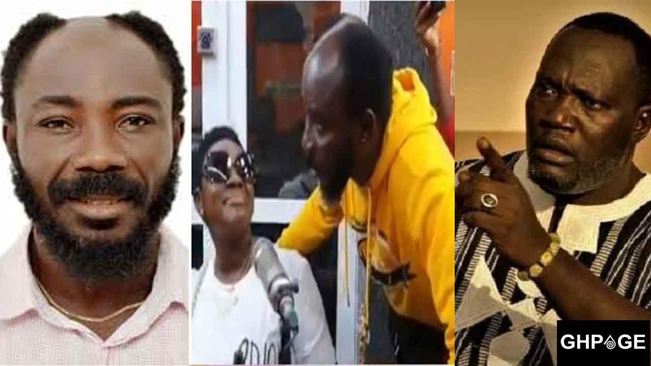 Bishop Bernard Nyarko fires Kumawood actors over his sickness; calls them hypocrites