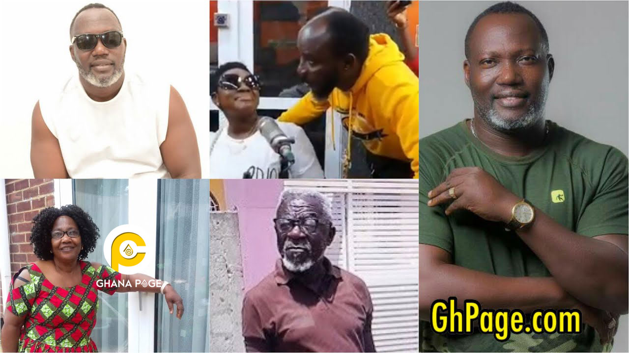 Bishop Bernard Nyarko's mother is trying to kill him-Big Akwes and other Kumawood actors reveal secrets