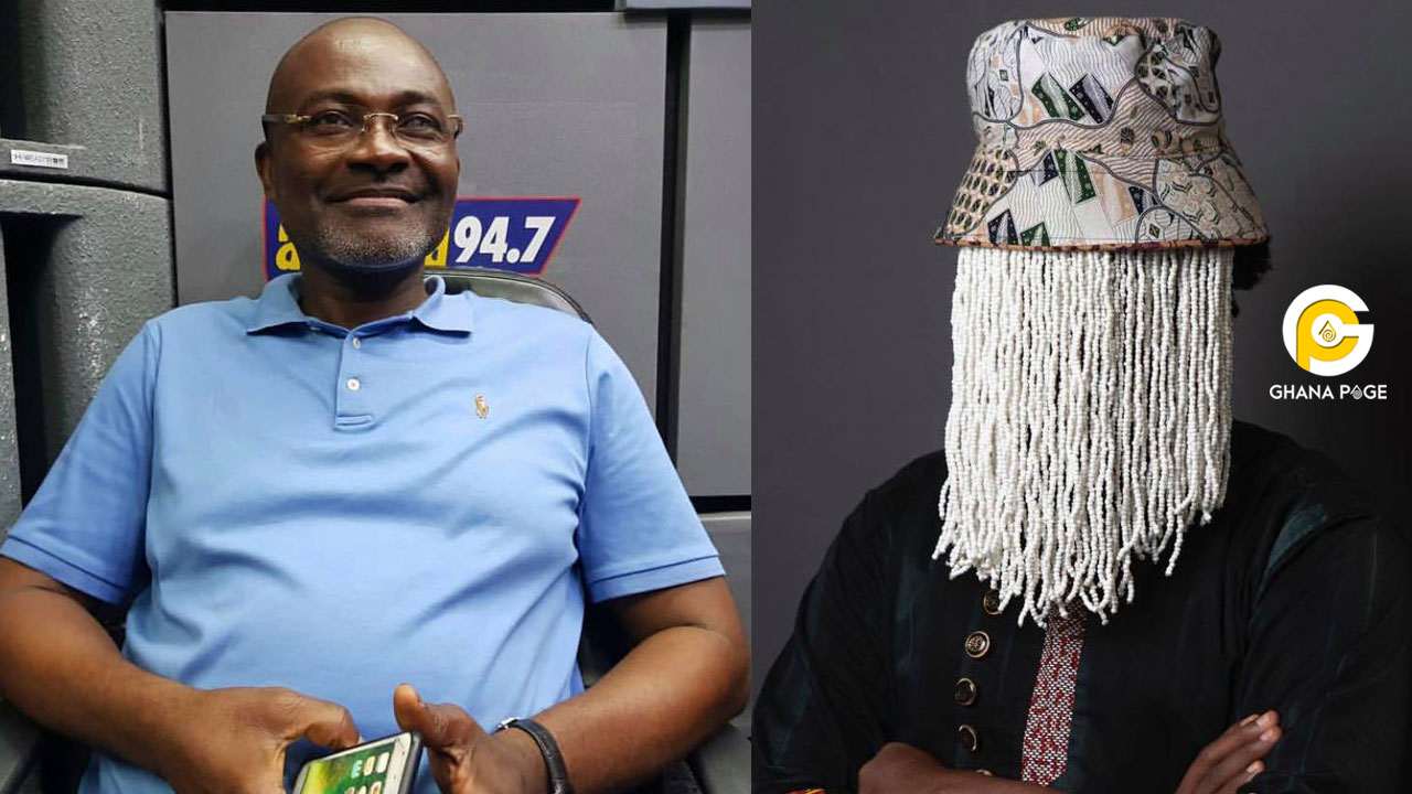 Kennedy Agyapong leaks list of high profile Ghanaians who have been targeted by Anas to be destroyed
