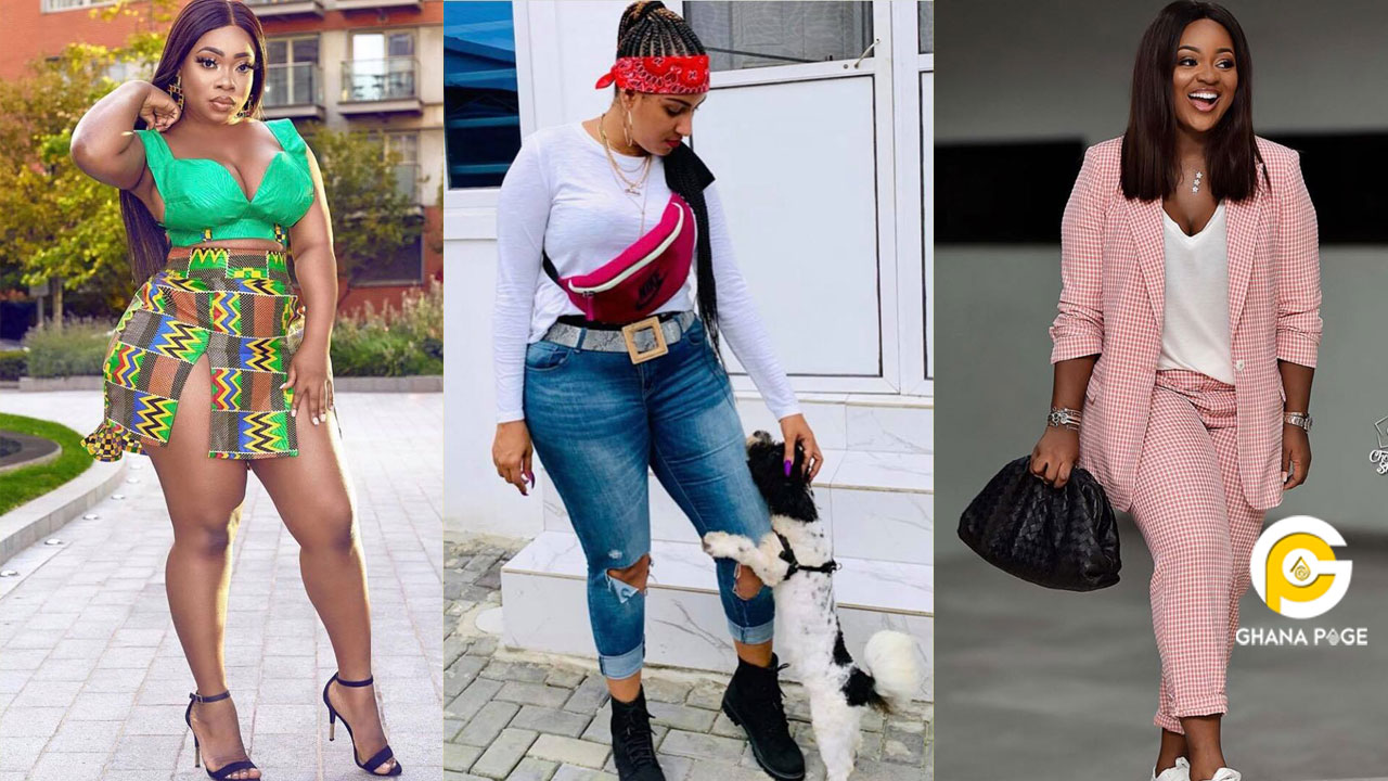 Female Ghanaian celebrities who gained extra followers on Instagram in 2019