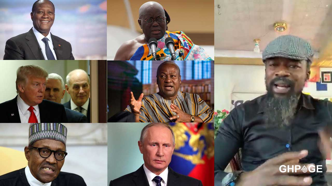 More sitting Presidents to die in 2020 – Eagle Prophet reveals