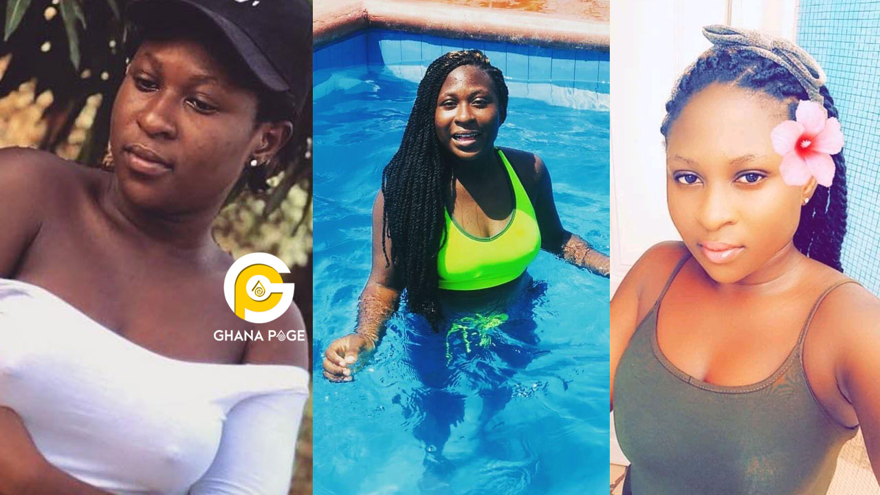 Video of the much talked about  Accra slay queens pool party