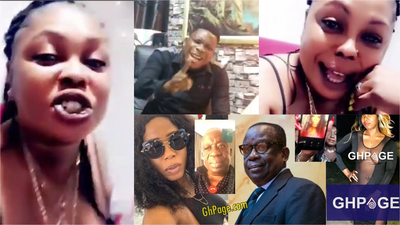 Afia Schwar reacts to leak video of National security minister and his side chic (Video)