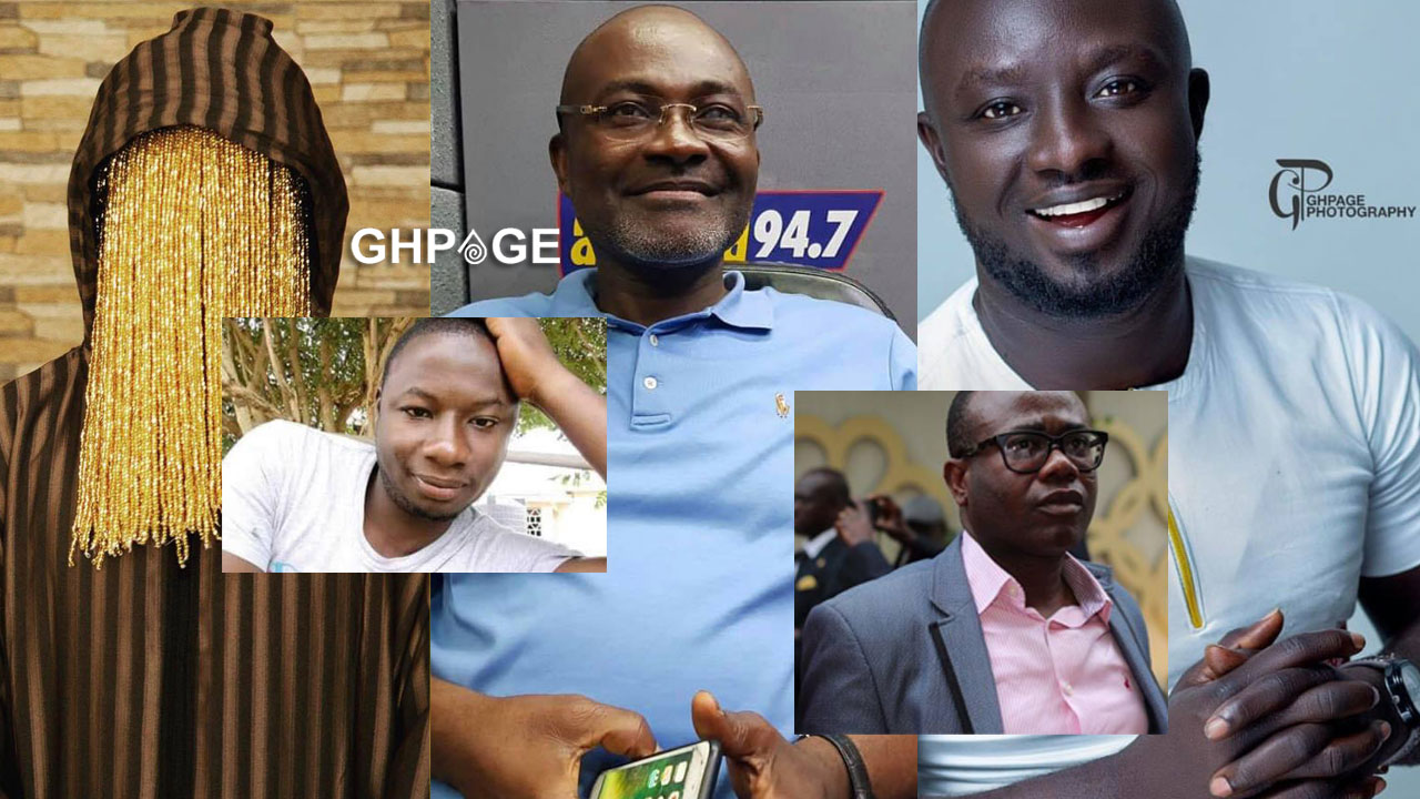 Kumawood actor exposes killer of Ahmed Suale