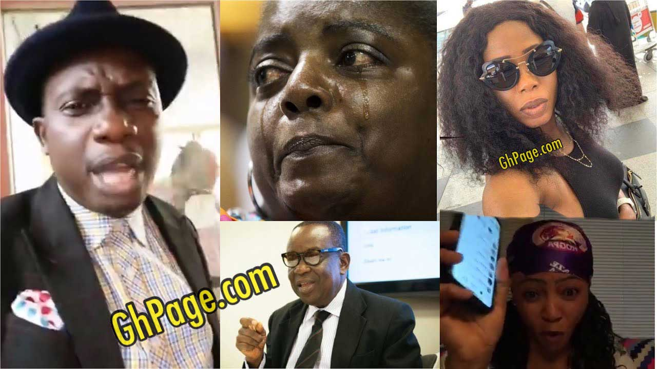 Wife of Kan Dapaah should just shut up – Counselor Lutteorodt