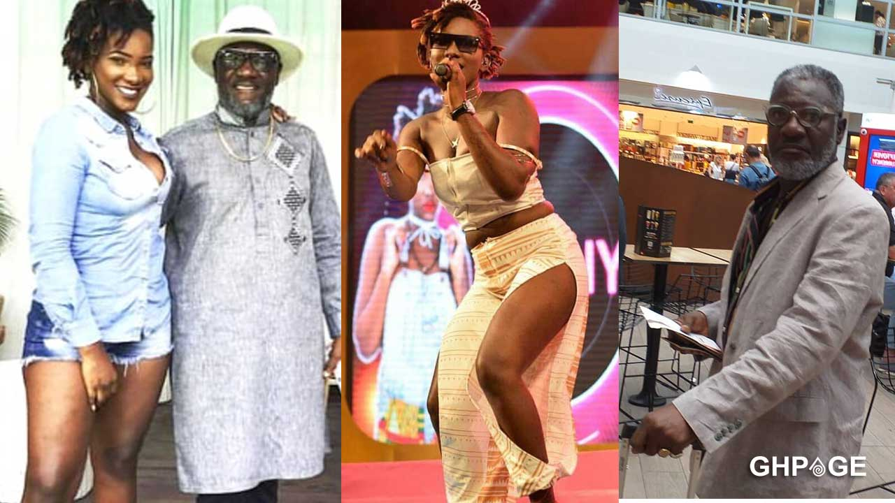 Starboy Kwarteng fired on social media for trying to organize a birthday party for late Ebony