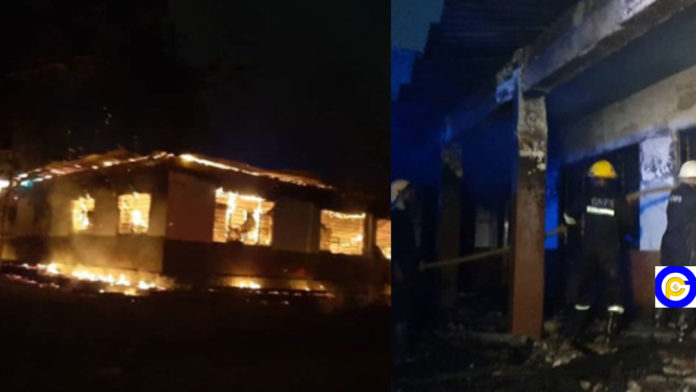 Fire-ravaged-a-dormitory-in-Accra-Academy-again