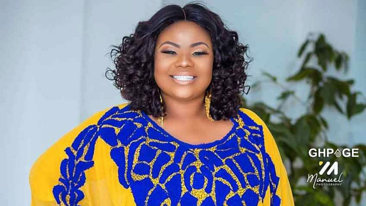 I never cheated on my first husband-Gifty Osei finally clears the air