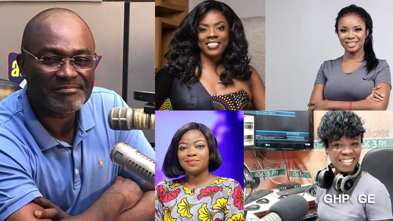 Top female presenter behind the blackmail of big men by slay queens – Kennedy Agyapong