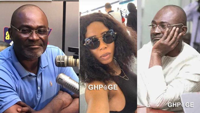 Kennedy Agyapong and Slay queen