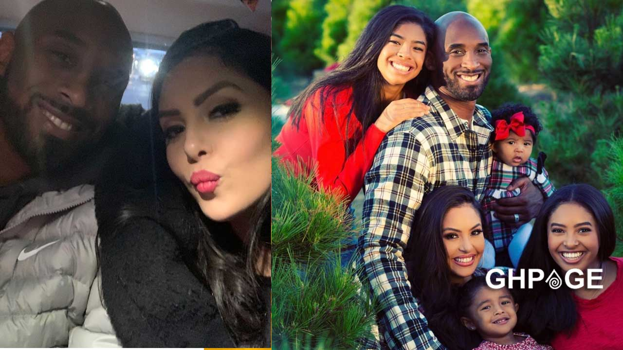 Kobe Byrant wife reacts to the death of her husband and daughter