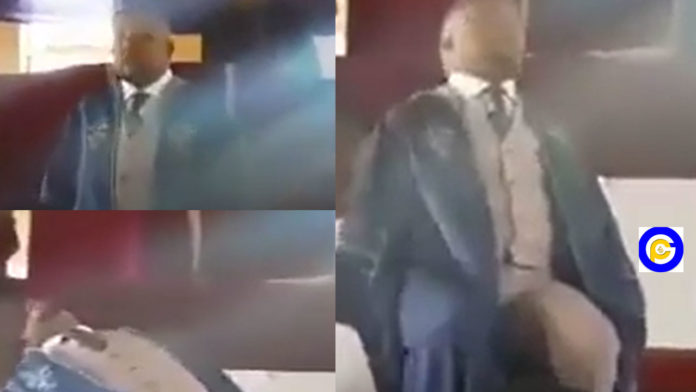Man-of-God-passes-out-whilst-Ministering-the-word-of-God-in-church