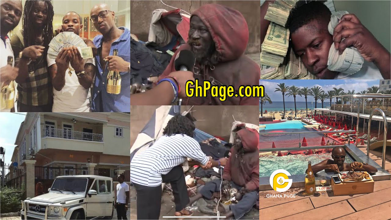 Alleged Sakawa man from Ejisu, Prince Osei who uses madmen to get his money tells his story