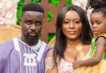 Sarkodie-and-Tracy-welcomes-new-baby