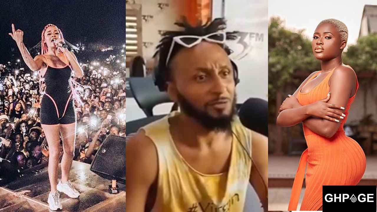 Stop copying Sister Derby and be yourself -Wanlov tells Fella Makafui