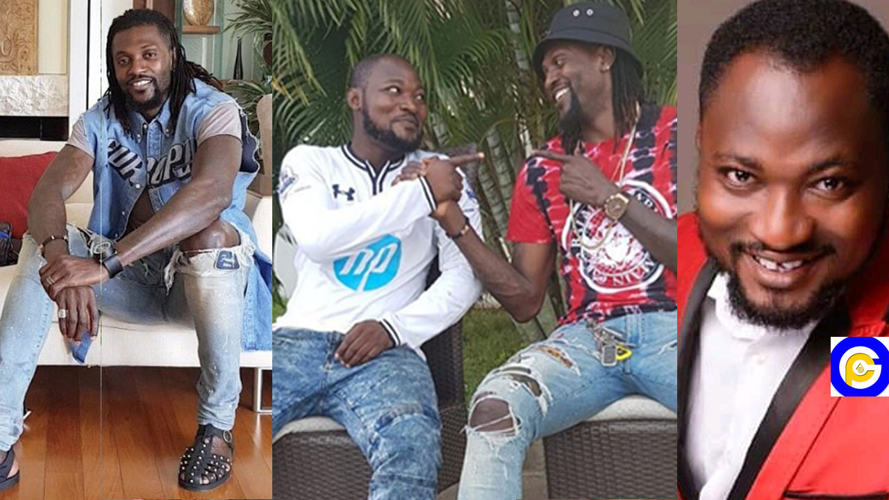 Adebayor dashed Funny Face another car after asking he picks any of his expensive cars