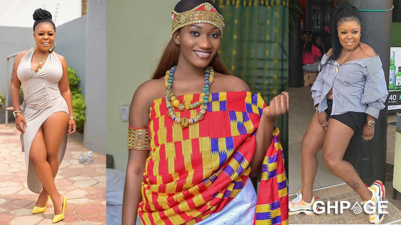 Afia Schwarzenegger questions Wendy Shay on 'Queen of Ghana music' tag