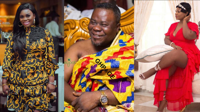 Akua GMB hit hard again; finally exposes Linda the 5th wife of her husband, Dr Kweku Oteng